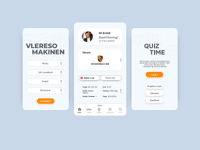 """Makina Ime"" App Proposal minimal app minimalism minimalist minimal ui porsche ui porsche app car app cars design ui design app proposal"