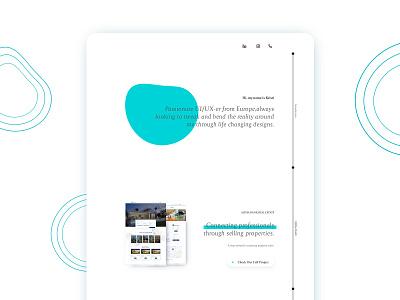 Portfolio Ux/Ui ux ui flat uiux portfolio website portfolio design portfolio page portfolio site portfolio