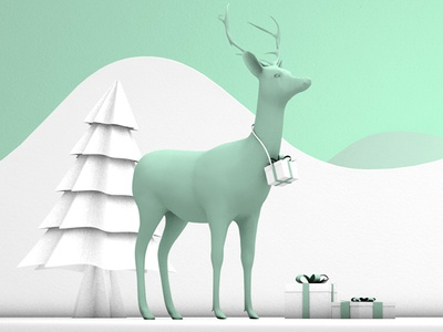 Minty Xmas mint concept christmas