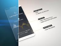 Future mobile app concept