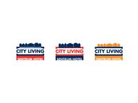 City Living - Sentrum Hotel - logo contest entry