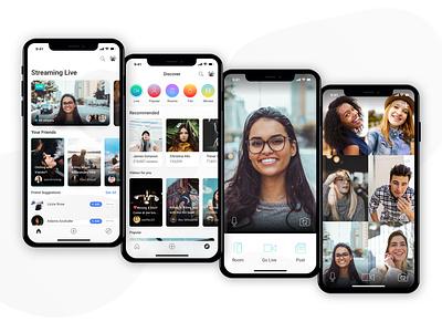 GroupChat social groupchat videochat