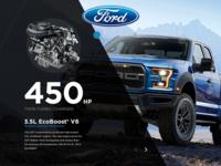 2017 Ford Raptor Concept