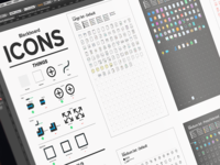 Master Icon Sheet - WIP