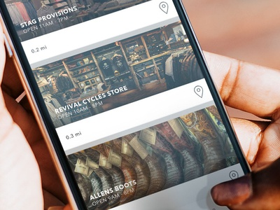 In-Store Shopping App