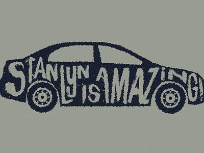 Stanlyn Car illustration