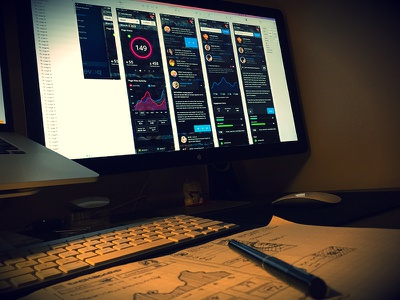 Desk Shot workspace desk shot ios mobile app ui design product design