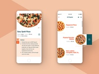 101pizza - Index and Detail App Page