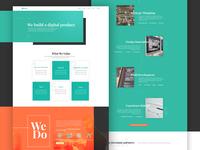 Alvonse - Web Company Profile (2) Services Page