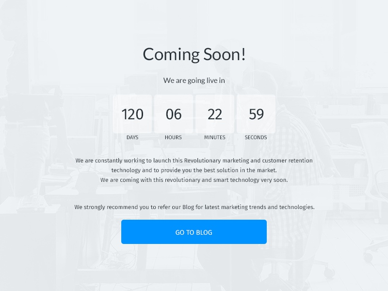 Coming Soon template ui graphic design coming soon page designs