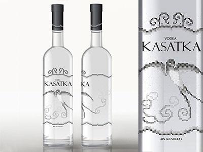 Kasatka graphic design naming packaging branding