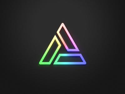 alchemy rainbow alchemy triangle spectrum geometry