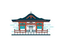 Religious Building Japan