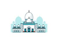 Religious Building—United Arab Emirates