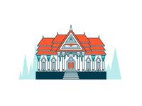 Religious Building—Thailand