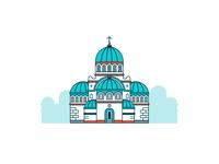 Religious Building—Russia