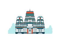 Religious Building—India