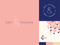 Enyi & Pichaya Logo