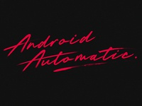 Android Automatic New Logo