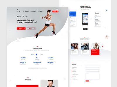 Incentive programs for employees - landing page webdesign web people landing website ui design