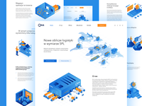 Qlink Landing Page
