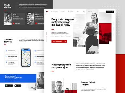 Incentive Programs - Website program incentive ux cards motivation employee sport people design web ui webdesign website