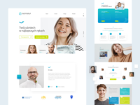 Dental Clinic - Landing Page