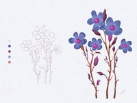 practice_painting flower_5