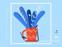 Illustrator practice-1