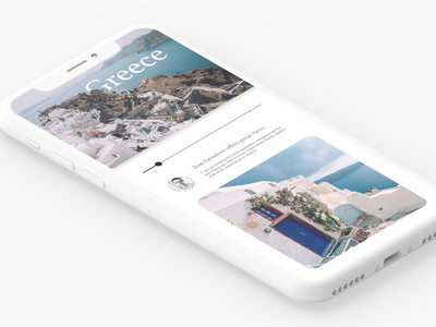 Navigation Toolbar dailyui design application design github ux ui app design dribbbling