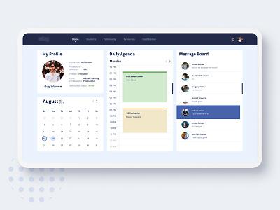 Golf application golf apps clean business application design ux ui app design opengeekslab design