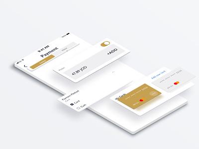 Isometric isometry 3d typography vector clean opengeekslab app design ui dribbbling design