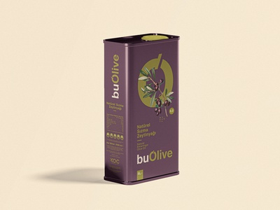 buOlive - Concept Packaging Design - III branch concept packagedesign natural freelancer mockup olive olive oil agency purple logo green turkey drawing digital new brkckroglu creative design art