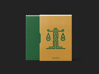 SOMTAŞ - Logo Design graphicdesign artist typogaphy agency freelancer yellow green scaleslogo scales justice corporate identity slogo turkey drawing digital new brkckroglu creative design art
