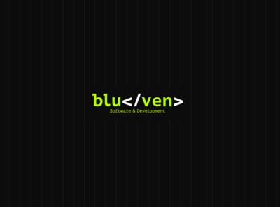 bluven - Logo Design