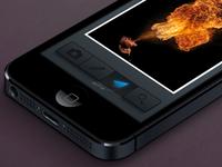 Photonow app ui