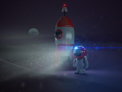 Astronaut London