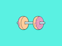 Donut Dumbbell