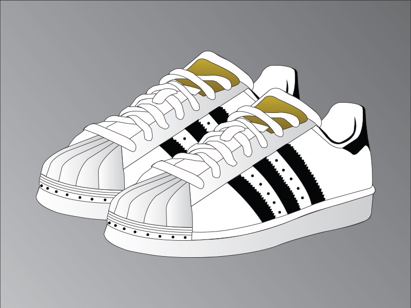 design de qualité a97dd 5a277 My Adidas by Lanny Harmon on Dribbble