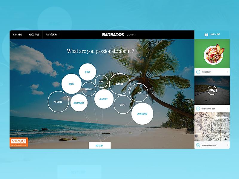 Barbados web deisgn web