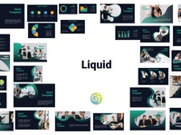 liquid powerpoint template free powerpoint template ppt template powerpoint design powerpoint template powerpoint presentation