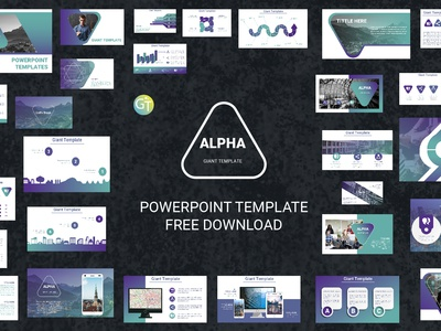 Morph Animation Powerpoint Template