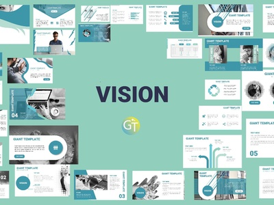 Vision Free Powerpoint Template ppt template powerpoint template powerpoint powerpoint design powerpoint presentation morph animation