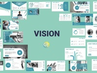Vision Free Powerpoint Template
