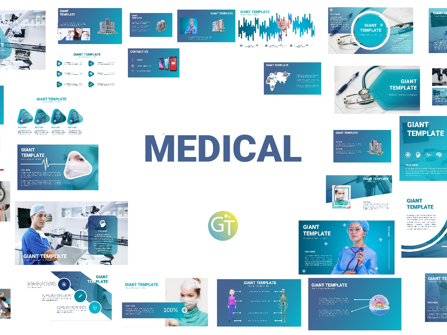 Medical Powerpoint Templates Free Download By Giant Template
