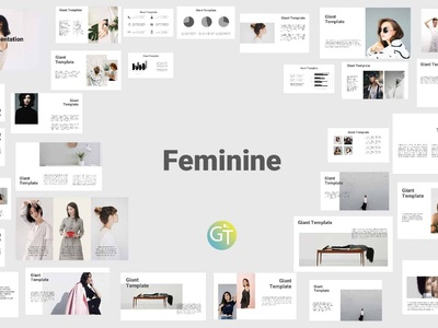 Feminine Free Downloads Powerpoint Templates