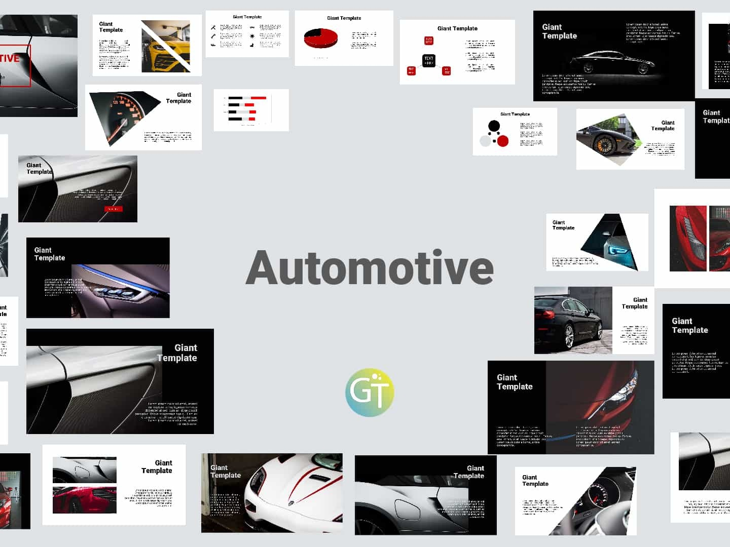 Automotive Free Downloads Powerpoint Templates By Giant