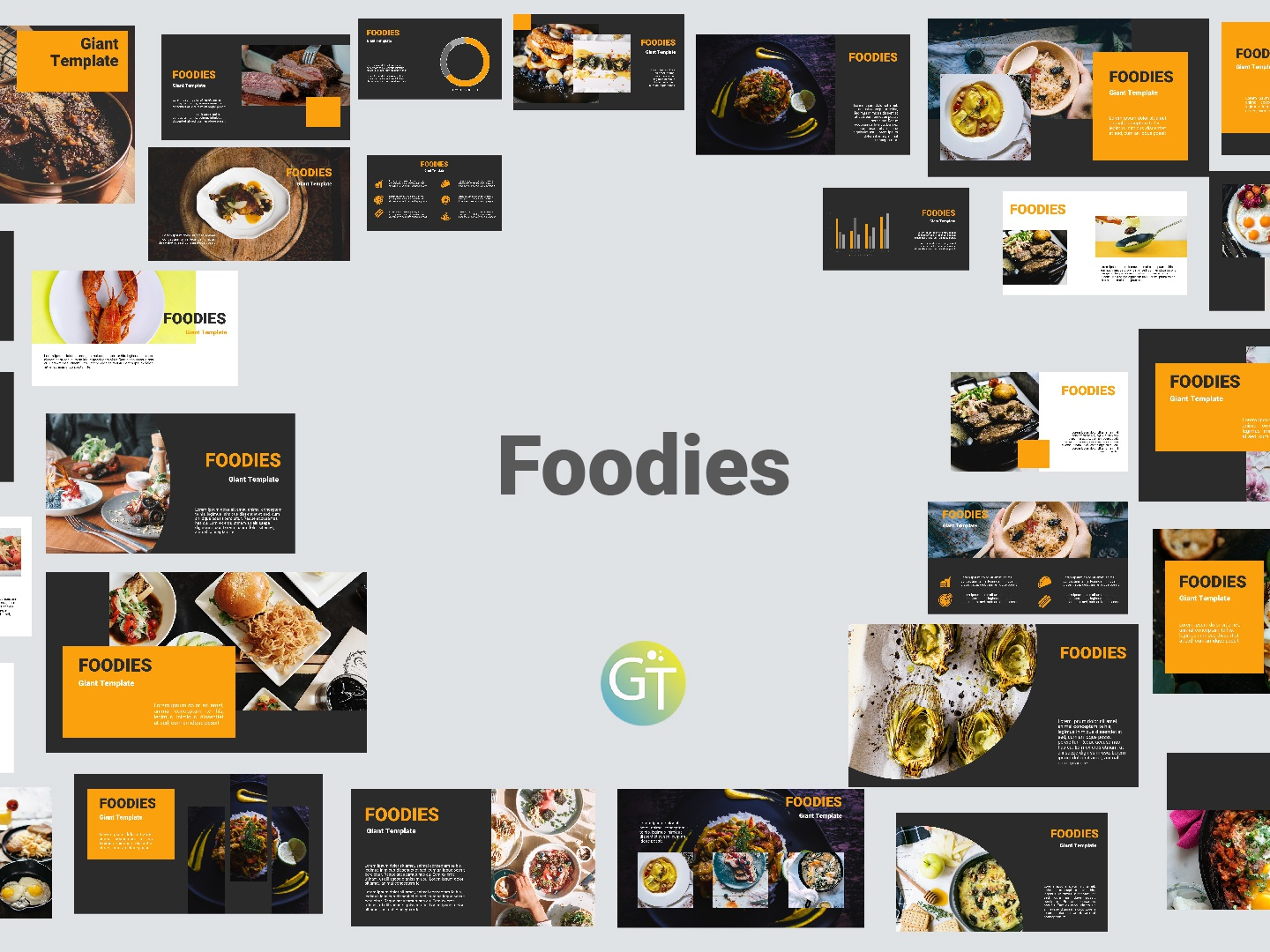 Free Download Food Presentation Powerporpoint Template By