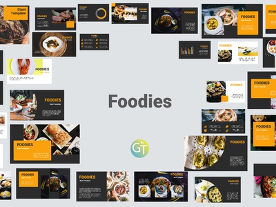 Free Download Food Presentation Powerporpoint Template