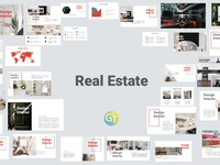 Real Estate Marketing Pawerpoint Template